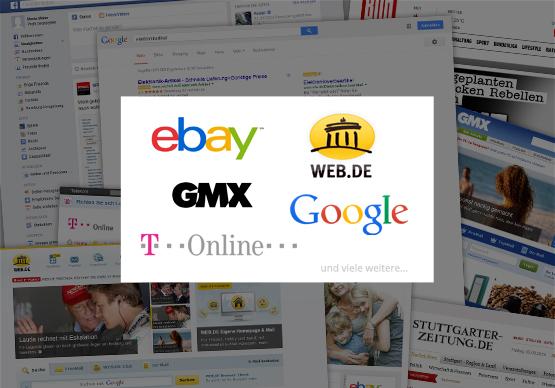 Die reichweitenstärksten Werbeträger